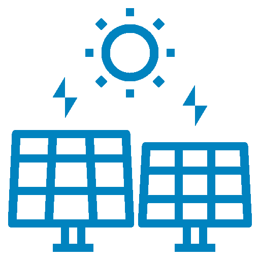 Photovoltaic power plants
